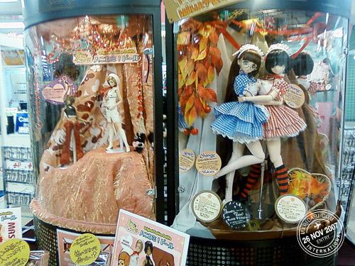 Akihabara Volks store display