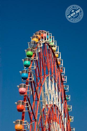 Daikanransha Palette Town Ferris Wheel, Odaiba