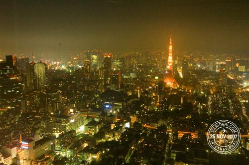 Tokyo City View, Mori Tower, Roppongi Hills