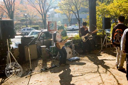 Yoyogi Park Band